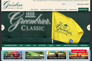 Greenbrier Resort & Greenbrier Classic