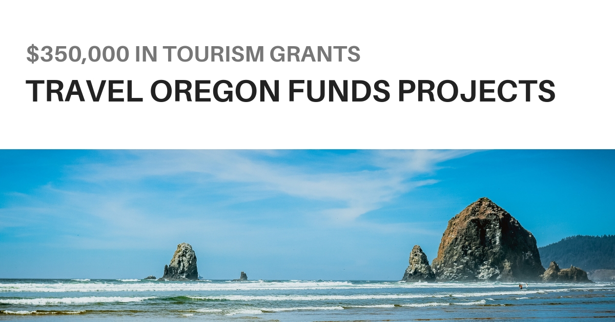 grants for tourism projects in oregon